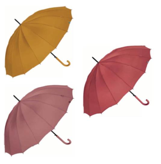 Paraguas monocolor
