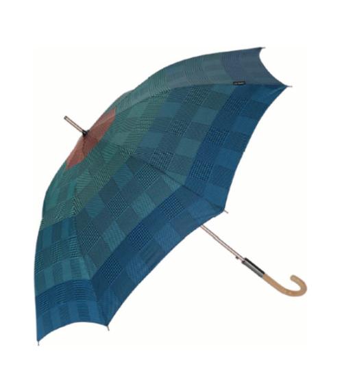 Paraguas príncipe de Gales y pata de gallo
