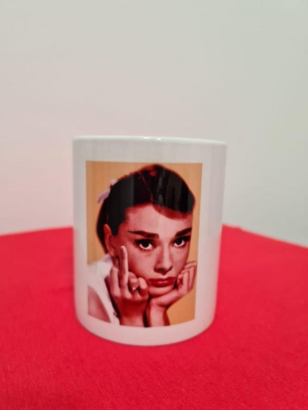 """Taza mug """"Audrey"""""""