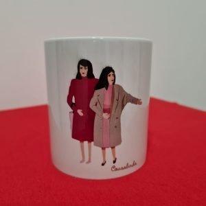 """Taza mug """"As Marías"""""""