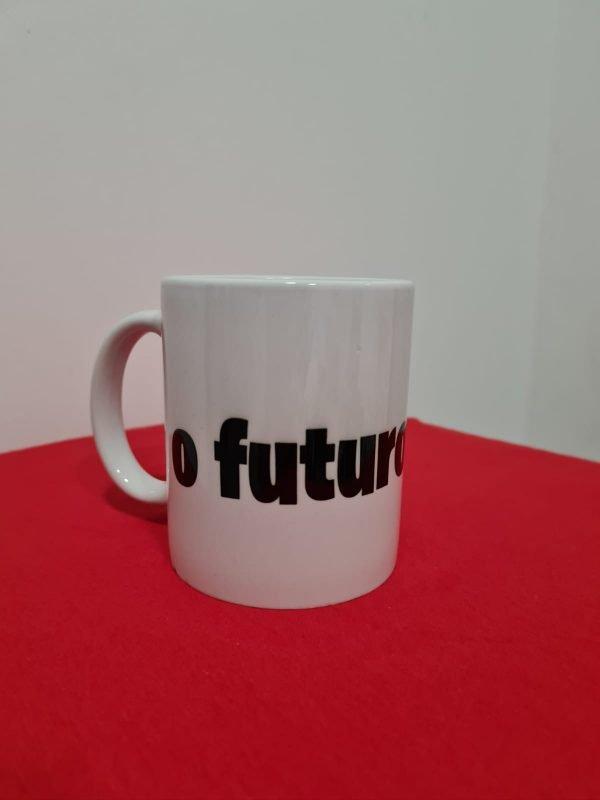 """Taza mug """"O futuro é hoxe"""""""
